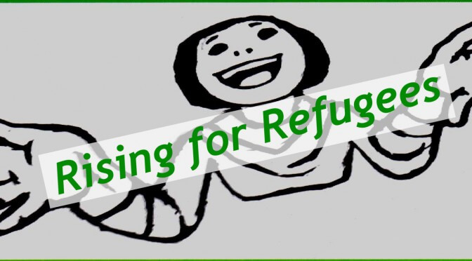 Refugee Fundraising Auction – final days!