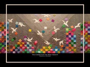 Postcard - Pentecost