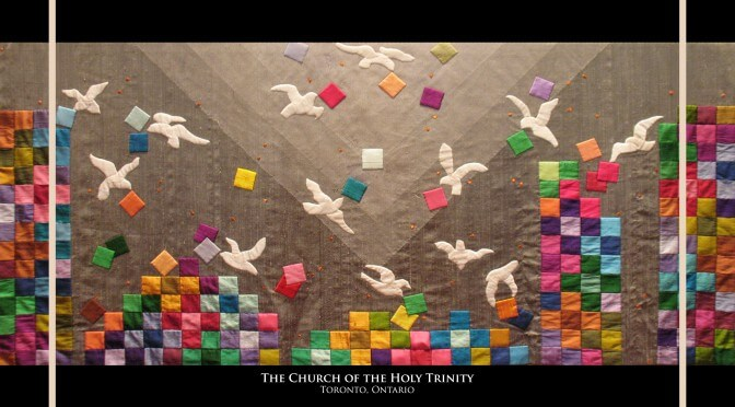 Altar Frontal Postcards Available