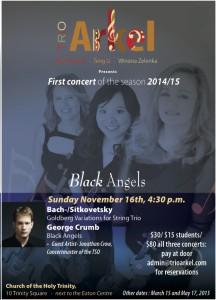 Black Angels concert