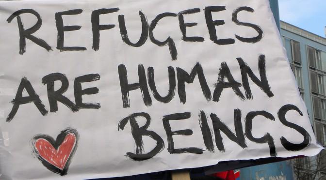 Refugee Ministry Sunday Homily