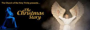 Christmas Story - 7:30 @ Church of the Holy Trinity