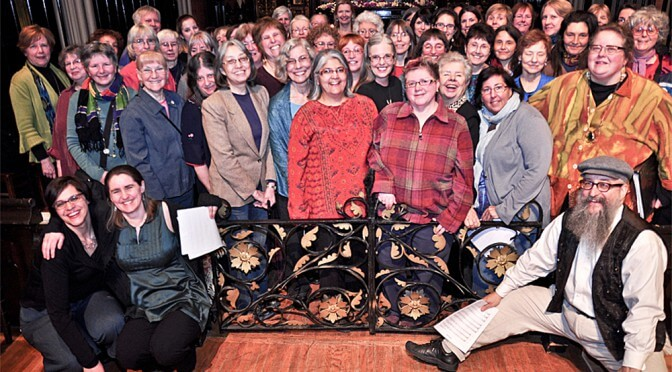 May 10 3 PM – ECHO Women's Choir Spring concert
