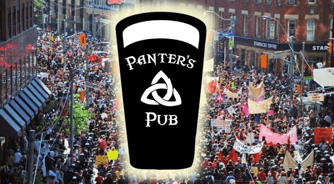 June 13 – Panter's Pub 5 – Music in the Street