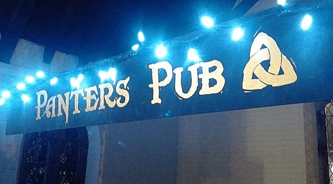 Panter's Pub Six photographic evidence…