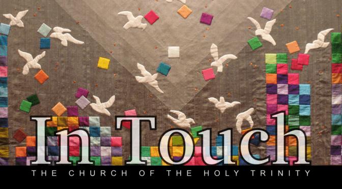 Lent & Easter Newsletter