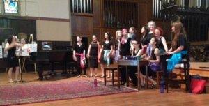 Penthalia singers 1