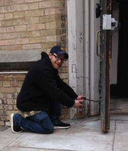 Ryan installs new hook