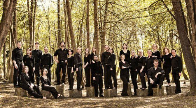 Elora Festival Singers Concert October 16 3 PM