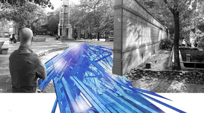 Trinity Square Art Installation January 16 to February 6