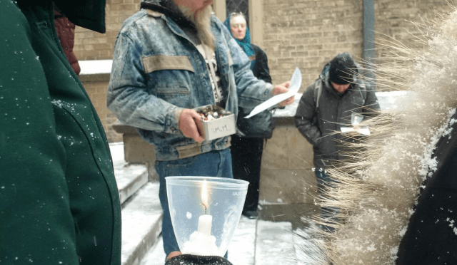 four names added to homeless memorial