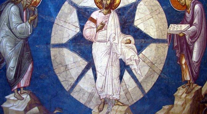 """A Crisis is a Terrible Thing to Waste"" Homily for Transfiguration Sunday"