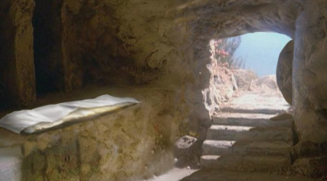 God of Many Surprises (Easter Homily)