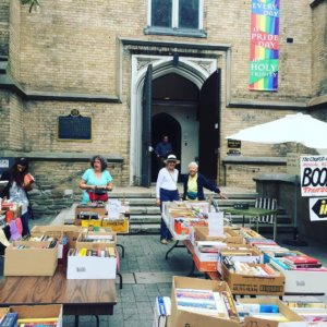 Annual Holy Trinity Book Sale