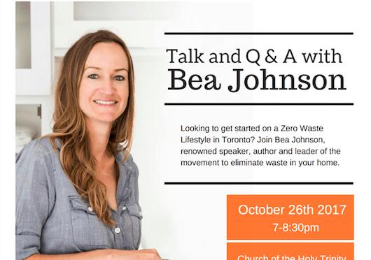 Bea Johnson of Zero Waste Home