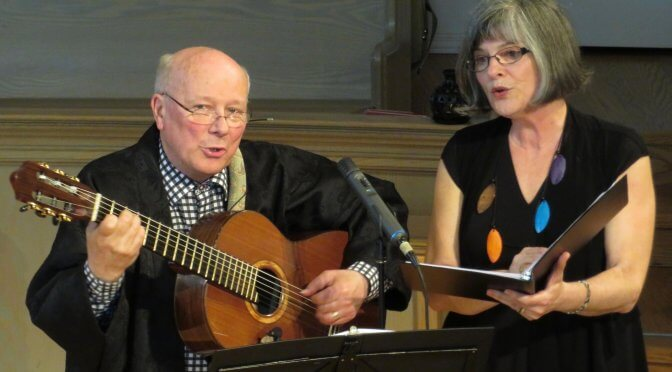 Advent Music at Holy Trinity:  Welcome to Andrew Donaldson and Wendy Wyatt Donaldson