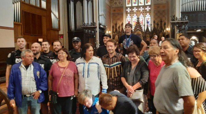Welcoming Toronto Urban Native Ministry