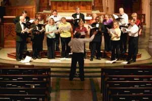 Marion Singers - fundraiser for refugees @ Church of the Holy Trinity