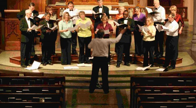 Concert for Refugees with the Marion Singers