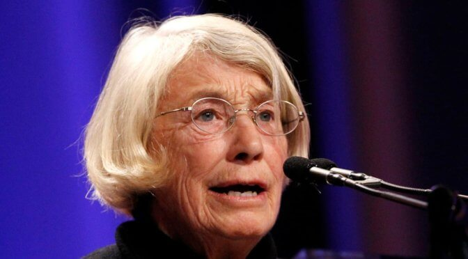 Mary Oliver dies at 83