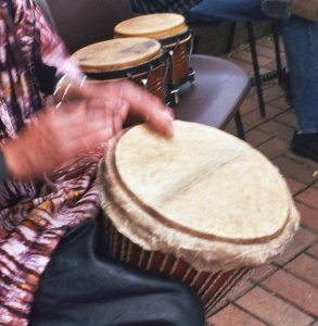 Trinity Rhythms: A Sunday Drum Circle at Holy Trinity @ Church of the Holy Trinity