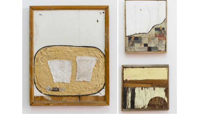 Oliver Roberts Art Installation and Talk