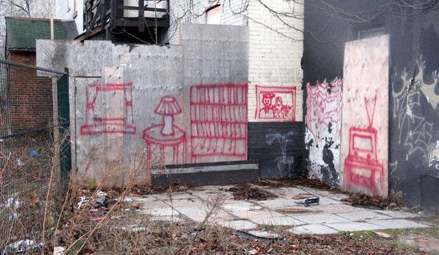 Homeless Memorial Poems 2008-2017