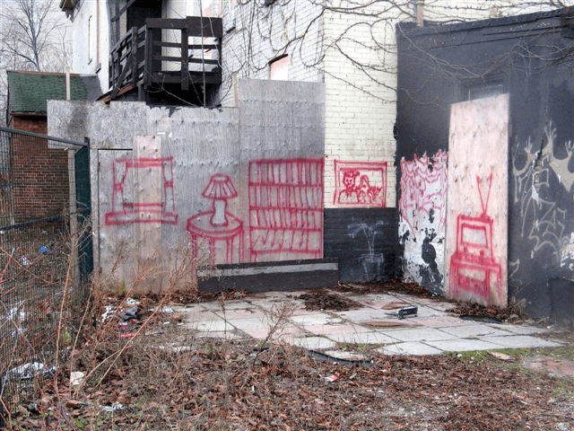Photo credit: The homeless dream of a home by Alexa DeWiel